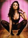 Angelique Boyer pic Los Comisionadoz (23)