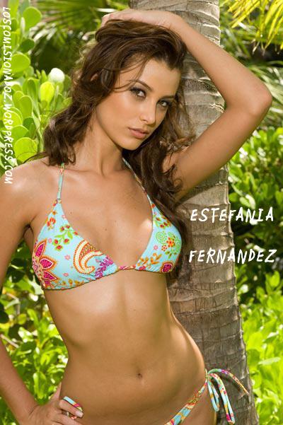 Estefania Fernandez Miss Universo 09 Pic los comisionadoz (11)