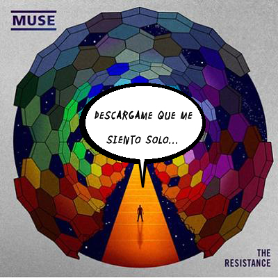 Muse the Resistance Descarga Directa Comisionadoz