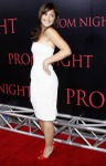 "Minka Kelly attends the World Premiere of ""Prom Night"""