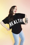 Kat Dennings Healthy