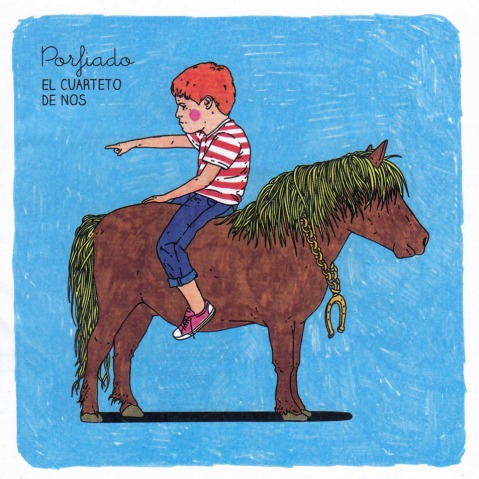 El_Cuarteto_De_Nos-Porfiado-Frontal
